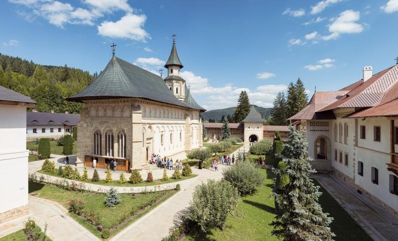 Sursa foto: Mănăstirea Putna/facebook