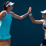 Monica Niculescu & Margarita Gasparyan (Sursa foto: bestsport.news)