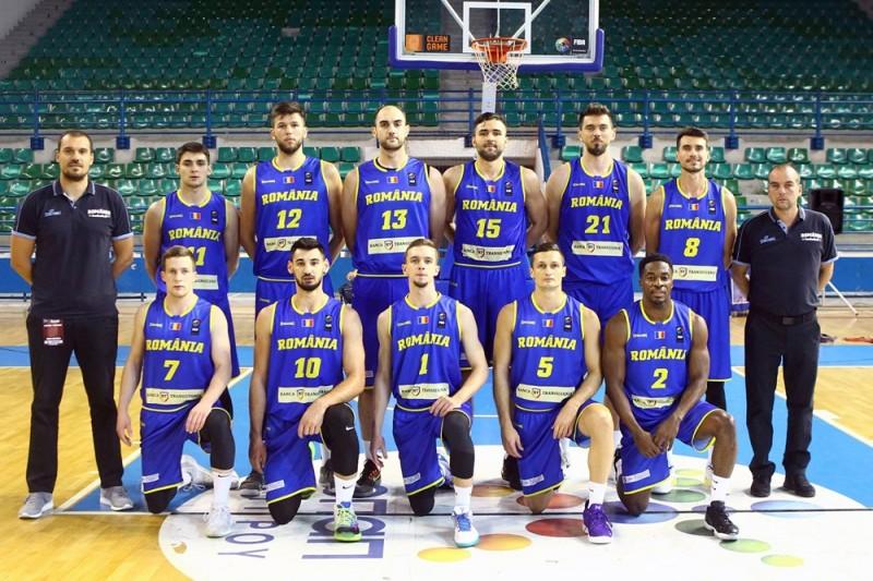 România, baschet masculin (Sursa foto: fiba.bascketball)