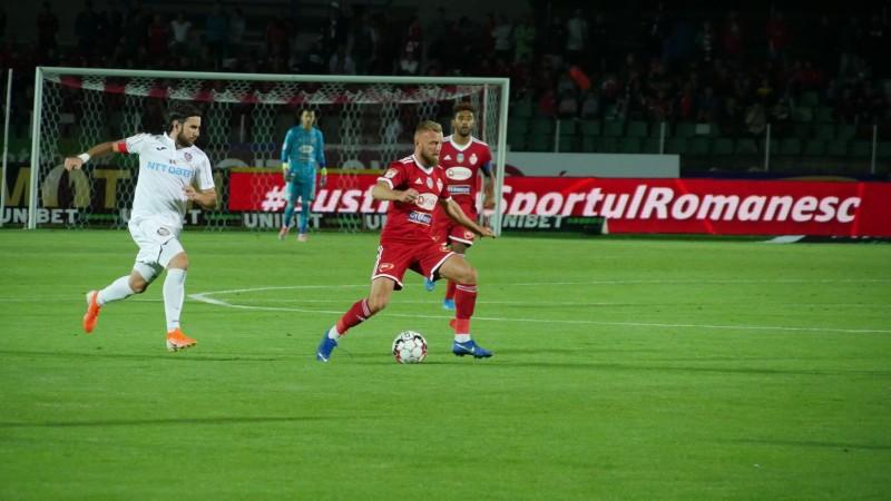 Sepsi OSK Sfântu Gheorghe - CFR Cluj 1-1 (Sursa foto: facebook.com - Sepsi OSK)