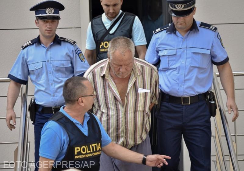 Romania Kidnap Slaying