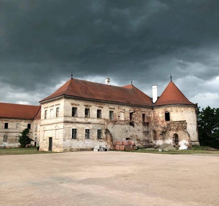 Sursa foto: Bánffy Castle, Bontida/facebook