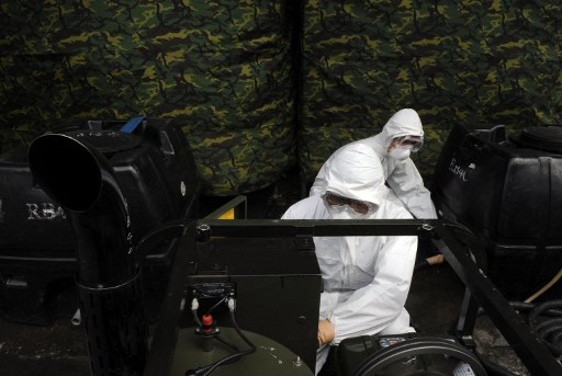 FOTO: SAM YEH / AFP