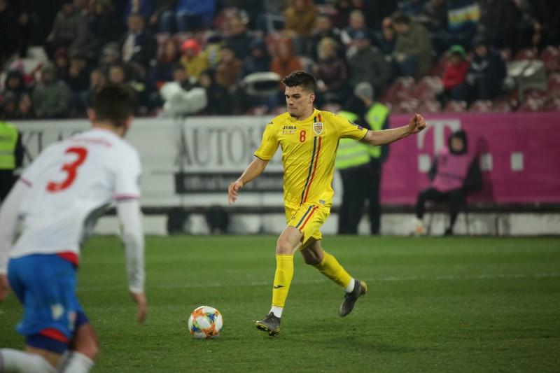 Sursa foto: Foto-Echipa națională de fotbal a României/facebook
