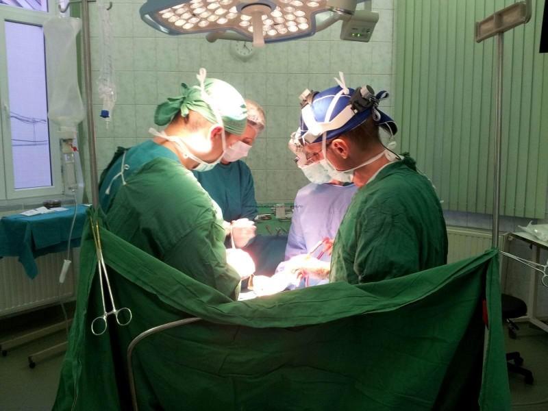 Foto: Spitalul Județean Mureș