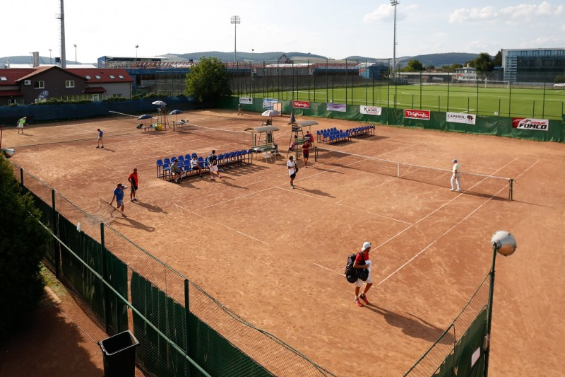 Foto-Targu Mures ITF World Tennis Tour/facebook