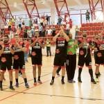 Dinamo București, handbal masculin (Sursa foto: Mihai N /facebook.com/Dinamo București Handbal Club)