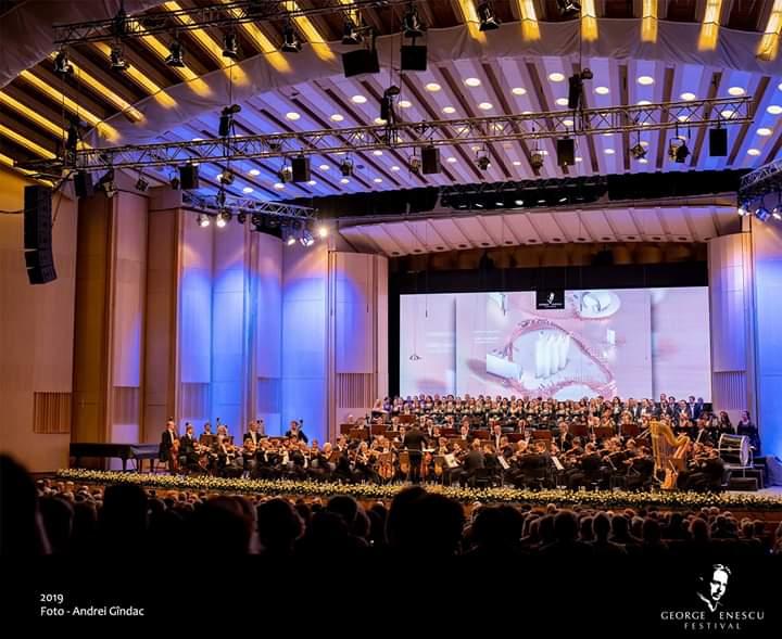 Festivalul George Enescu 2019