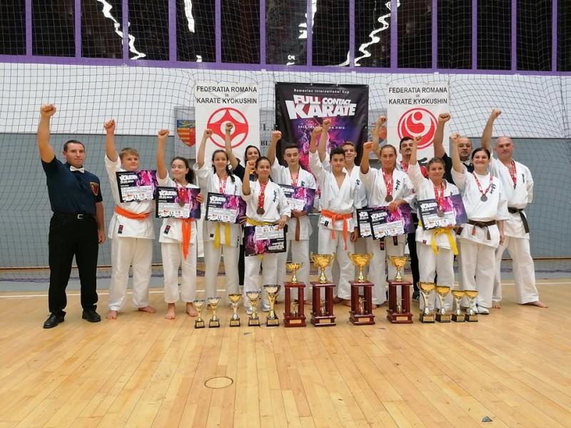 Sursa foto: facebook.com/pg/tigerbudokyokushintirgumures