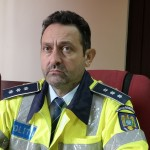 Șeful Poliției Rutiere Mureș, Ioan-Florin Pop (Foto: Radio Tg.Mures/Cristina Bulbescu)