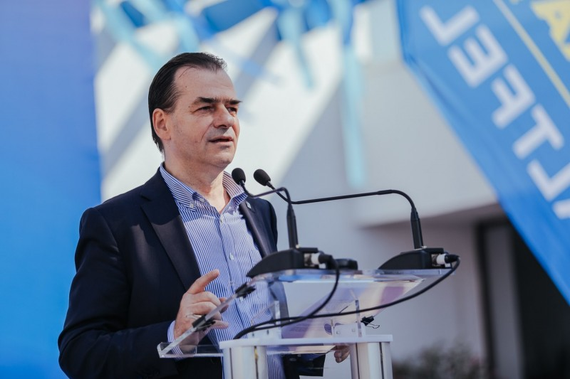 Foto: Partidul Naţional Liberal