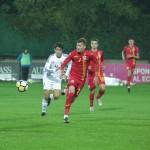 România - San Marino 6-0, fotbal U 17 (Sursa foto: frf.ro)