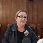 Directorul Institutului Est-European, Lili Micheu (Foto: Radio Tg.Mures/Cristina Bulbescu)