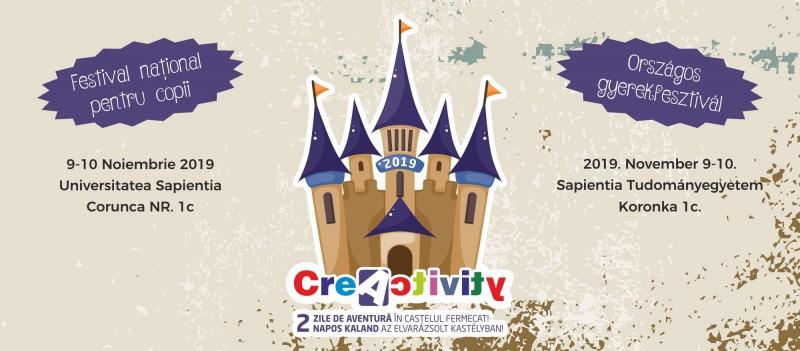creactivity festival copii