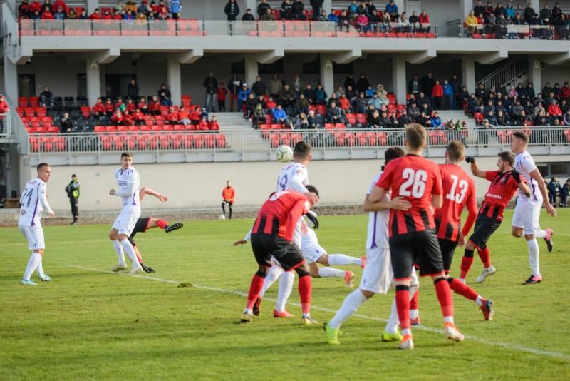 AFK Csíkszereda - Campionii FC Argeș 0-0 (Sursa foto: facebook.com - FK Csíkszereda)
