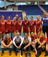 CSM Tg.-Mureș, handbal feminin (Foto: facebook.com - CSM Tg.-Mureș - Handbal Marosvásárhelyi VSK) (1)