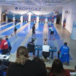 Electromureș Romgaz Tg.-Mureș, popice feminin (Foto: Antal Matilda)