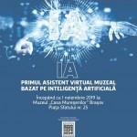 Muzeul Casa Mureşenilor din Braşov asistent virtual