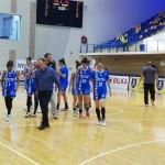 Olimpia CSU Brașov, baschet feminin (Sursa foto: facebook.com - Olimpia CSU Brașov)