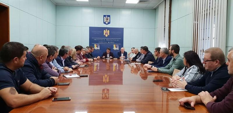 Foto: Instituția Prefectului Județul Mureș