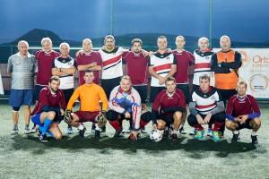 Presa Mureșeană, minifotbal (Foto: Valics Lehel)