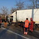 accident Calea Sighisoarei 2