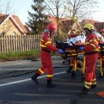 accident Calea Sighisoarei 6