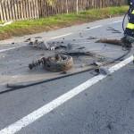accident Calea Sighisoarei 7