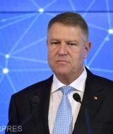 agerpres_13242135 Klaus Iohannis conferinta de presa 13 noiembrie