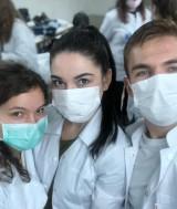 Foto: Vladut Bogdan / Facultatea de medicina Brasov/facebook
