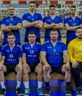 Foto CSM Sighișoara, handbal masculin (facebo
