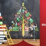 Festivalul Brazilor de Crăciun - Afiș