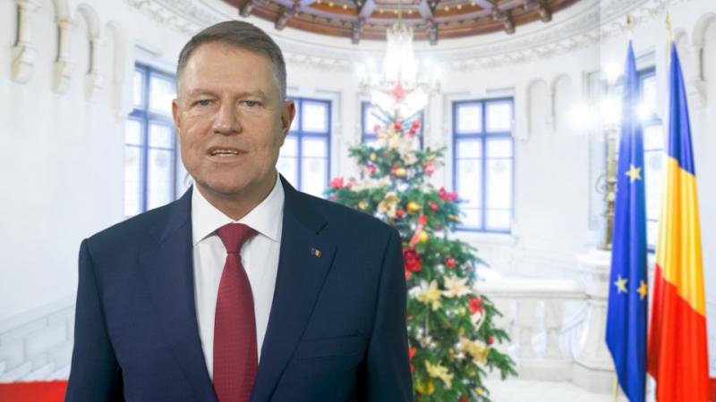 Klaus Iohannis mesaj_craciun