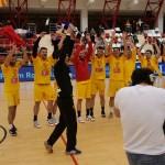 Macedonia de Nord, handbal masculin (Sursa foto: facebook.com, FRH - Federația Română de Handbal)