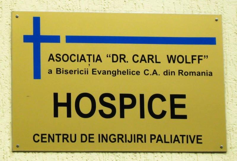 Sursa foto: facebook.com/HospiceSibiu