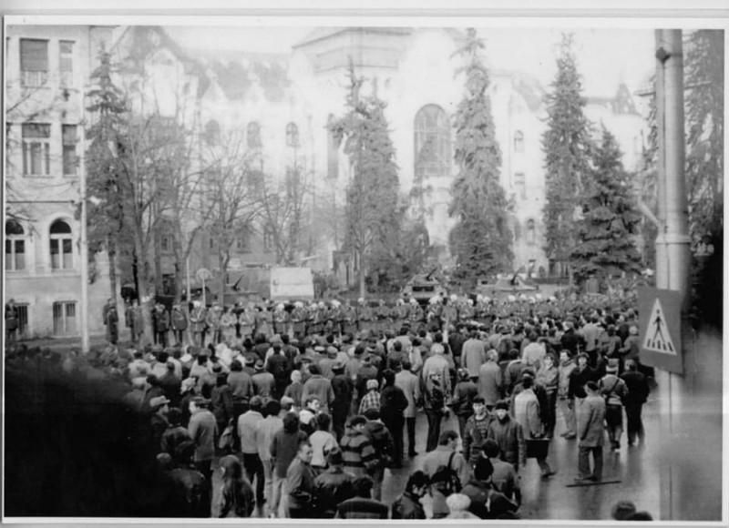 revolutie tg.mures