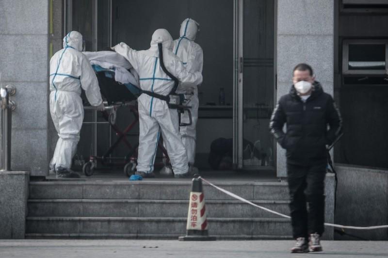 Foto: STR / AFP