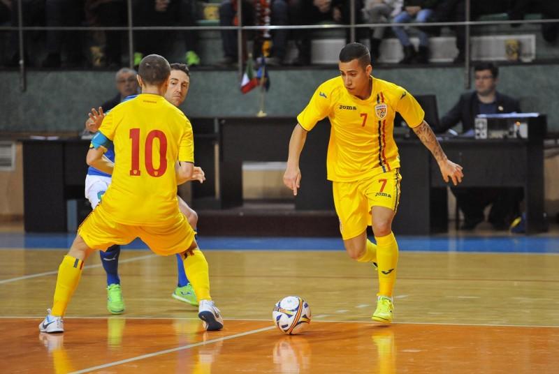 Foto-Futsal Romania/facebook