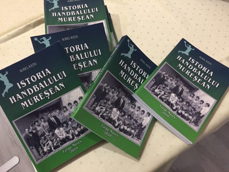 Istoria handbalului Muresean Aurel Ratiu