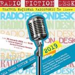 Radio fiction desk