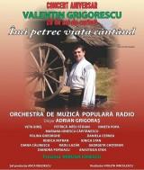 Valentin Grigorescu- 20 de ani de cariera la Sala Radio, 19 ianuarie 2020