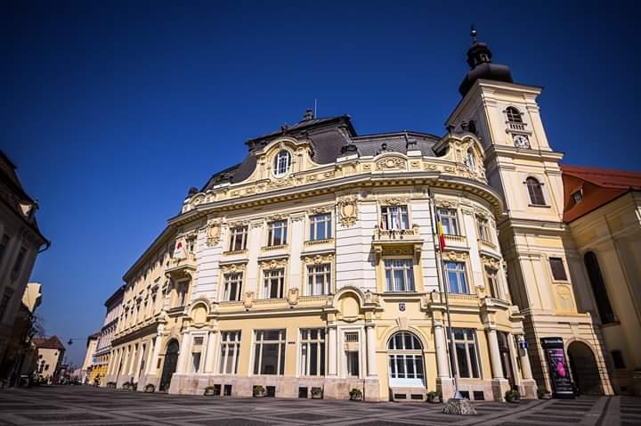 Foto: Primăria Municipiului Sibiu
