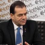 Ludovic Orban la Hotnews