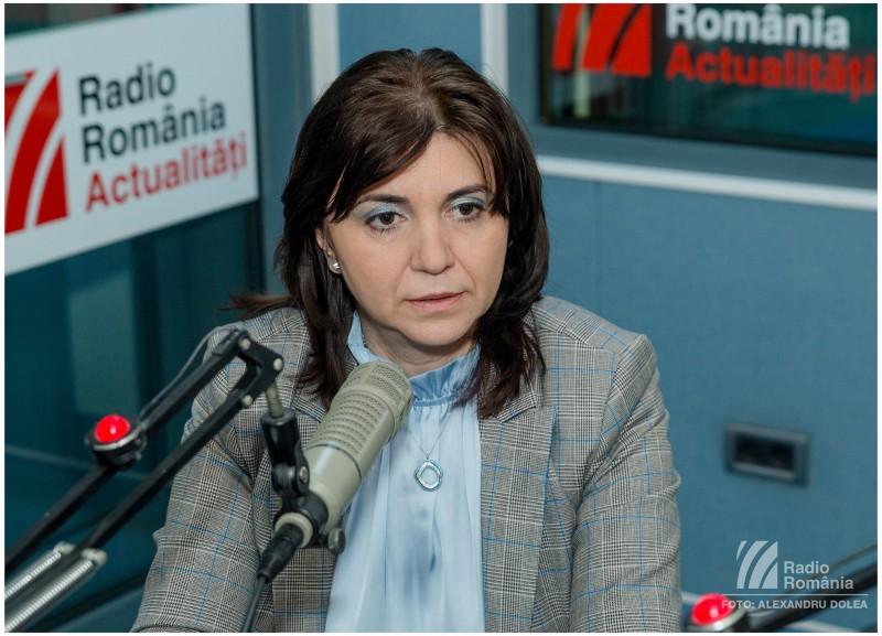 Ministrul Educatiei Monica Anisie