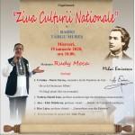 Ziua Culturii Nationale la Radio Tg.Mures
