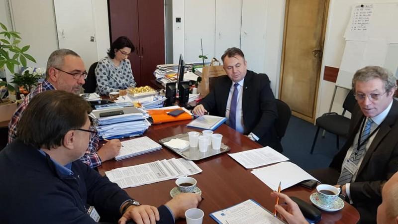 22 ianuarie - constituire Comitet interministerial pentru monitorizarea şi managementul potenţialelor infecţii cu noul coronavirus Foto: Ministerul Sănătăţii - România