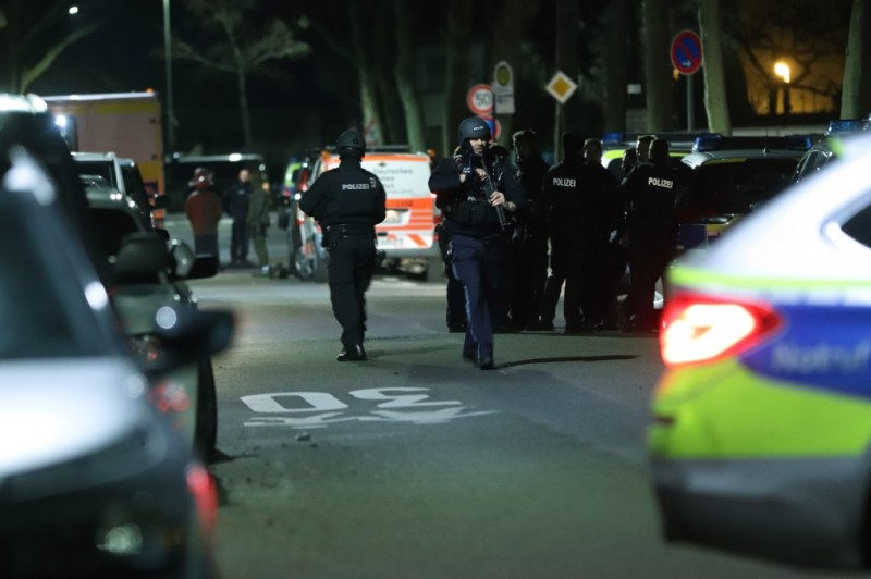atac Hanau At least eight killed in shootings in Germany