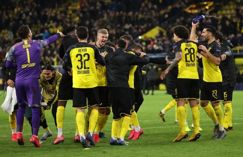 Borussia Dortmund (Sursa foto: twitter.com)