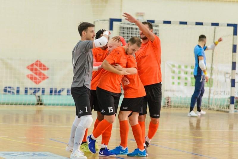 Imperial Wet Miercurea Ciuc, futsal (Sursa foto: facebook.com - Imperial Wet Futsal)