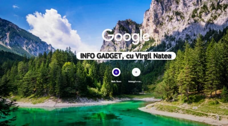 Info Gadget
